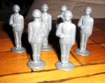 Soldati din plumb Sovietici