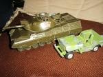 Vehicule Militare Tanc & Jeep