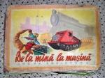 Jocul de la mina la masina - cutie