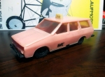 Masinuta Dacia plastic