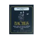 Eticheta cognac bachus