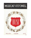 Eticheta Muscat Ottonel