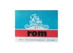 Eticheta rom