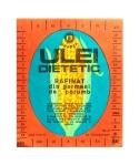 Eticheta ulei dietetic