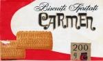 Ambalaj Biscuiti Carmen