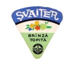 Eticheta Branza Topita