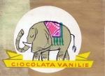 Eticheta Ciocolata Vanilie