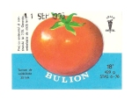 Eticheta de Bulion