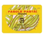 Eticheta fasole pastai