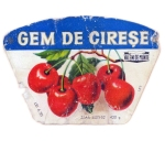 Eticheta Gem de cirese
