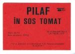 Eticheta Pilaf