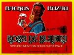 Eticheta Vin Bachus Buzau