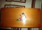 Penar de lemn cu abac