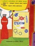 Reclama Detergent Oxatim