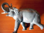 Bibelou Elefant ornament
