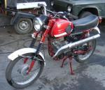 Motocicleta Hoinar